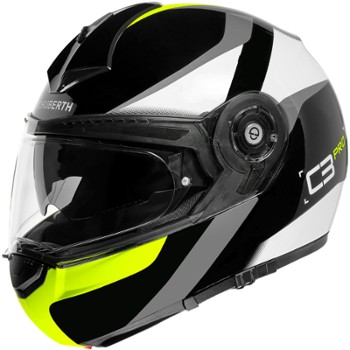 Kask Schuberth C3 Pro XL Sestante Yellow