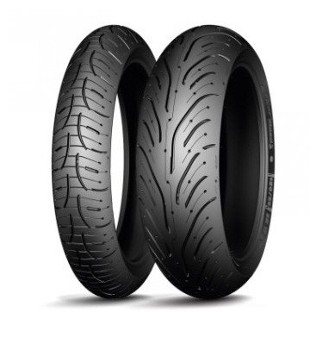 MICHELIN 160/60 ZR 17 PILOT ROAD 4