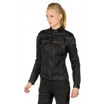 Textile jackets for women