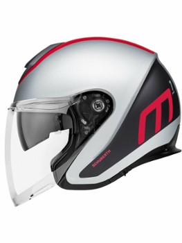 Kask Schuberth M1 Pro L Triple Red