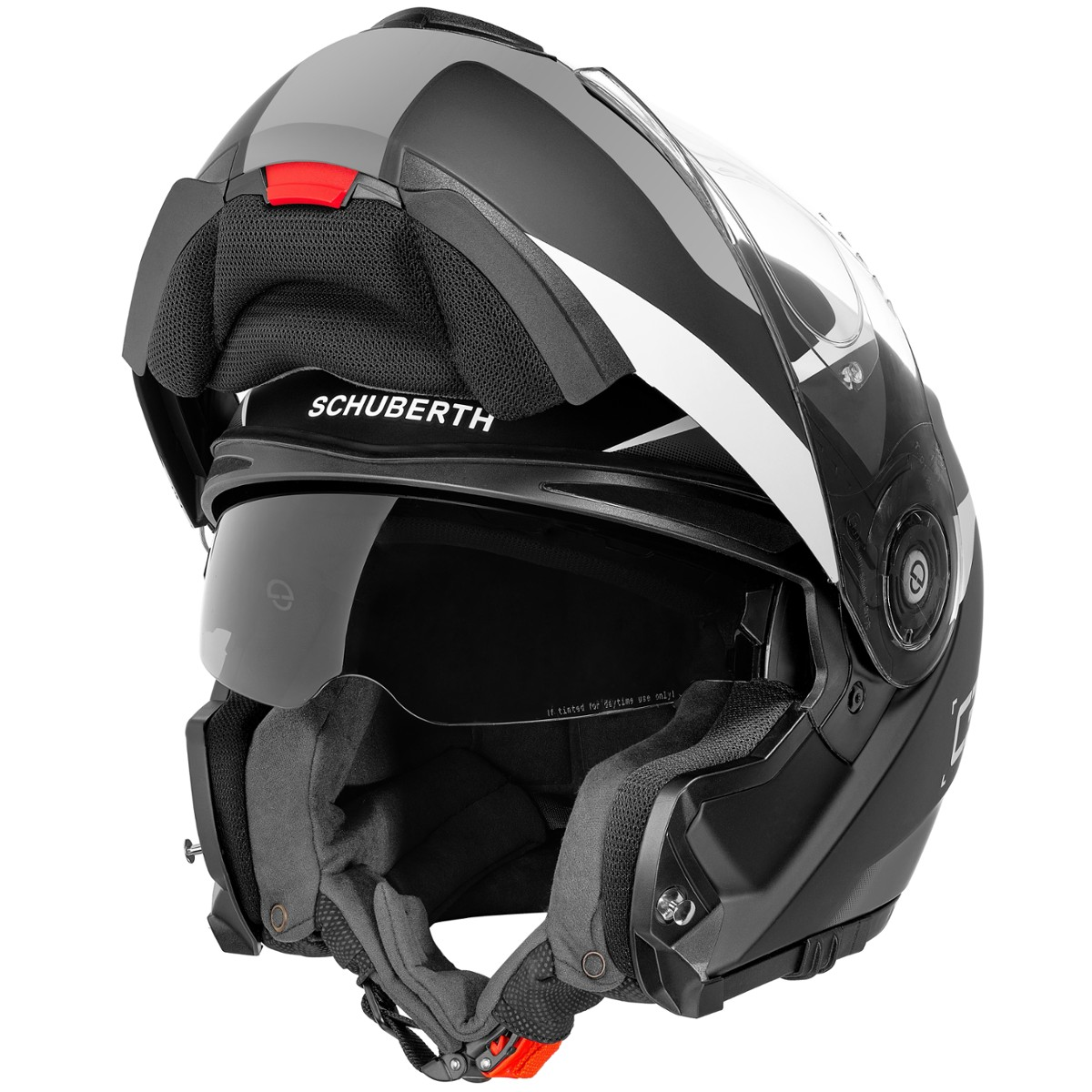 Kask Schuberth C3 Pro S Sestante Grey