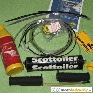 Scottoiler zestaw Off-road CR-01