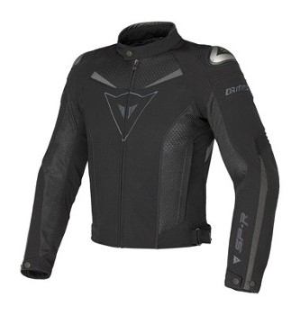 Kurtka Dainese Super Speed Tex Czarna
