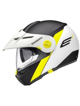 Kask Schuberth E1 Gravity Yellow