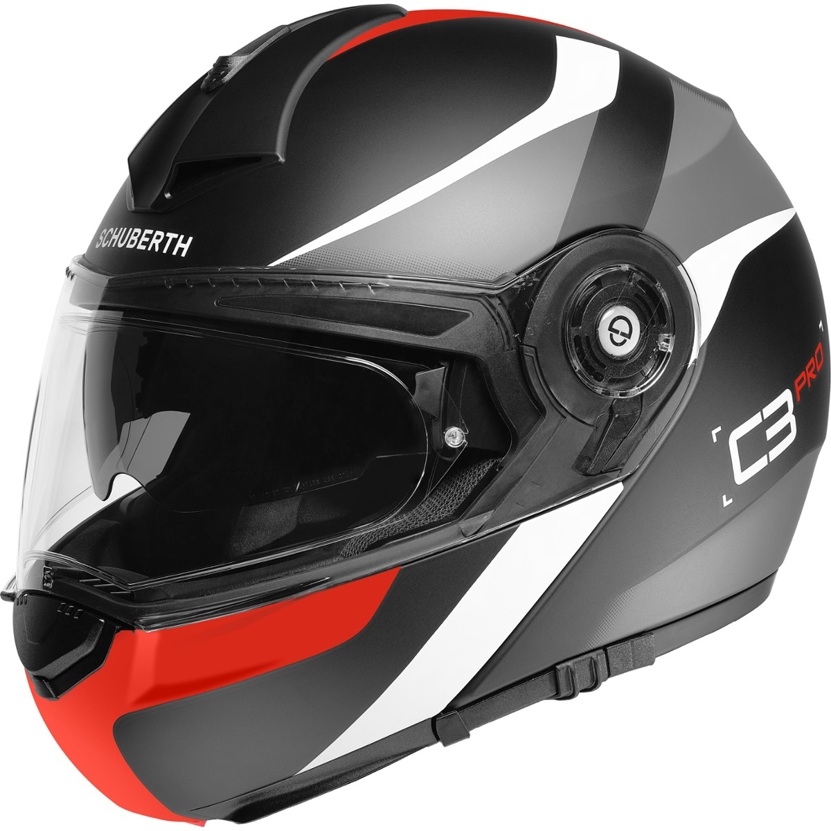 Kask Schuberth C3 Pro M Sestante Red
