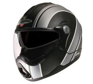 Kask Caberg chrono XL matt black/silver
