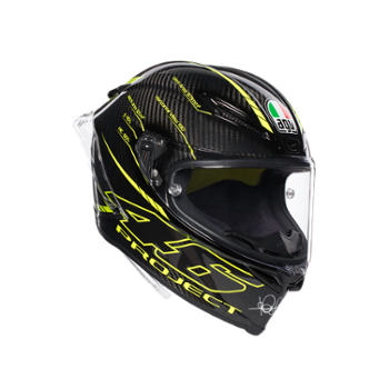 Kask AGV Pista GP R Project 46 S