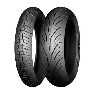MICHELIN 120/70ZR17 PILOT ROAD 4