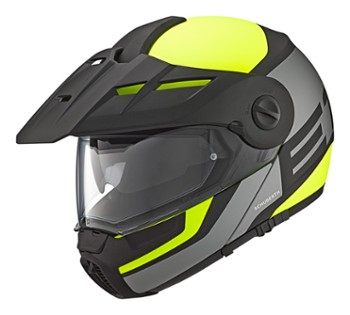 Kask Schuberth E1 Guardian Yellow