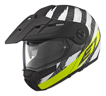 Kask Schuberth E1 Hunter Yellow