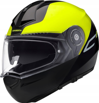 Kask Schuberth C3 Pro S Split Yellow