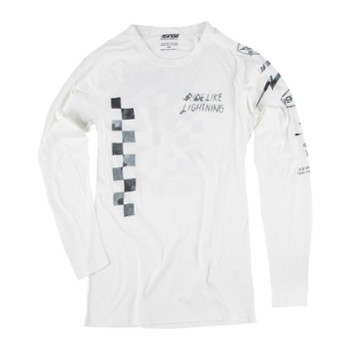 T-Shirt Dainese Lightning LS XL