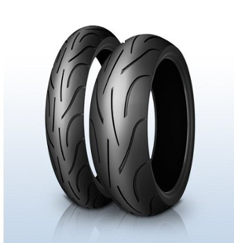 MICHELIN 180/55 ZR17 PILOT POWER 2CT