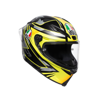 Kask AGV Corsa R ML Mir Winter Test 2018