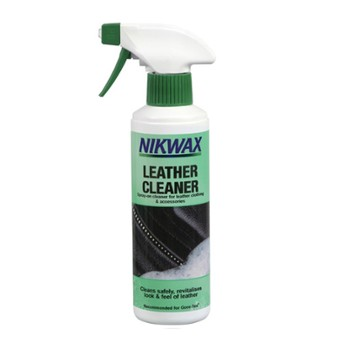 Nikwax Leather Cleaner Spray-On 300 ml