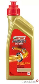 Olej Castrol Power 1 Scooter 2T 1L
