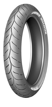 DUNLOP 120/70ZR17 58W qualifier I