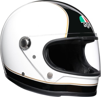 Kask AGV X3000 Legends ML Super B/W