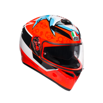 Kask AGV K-3 Attack