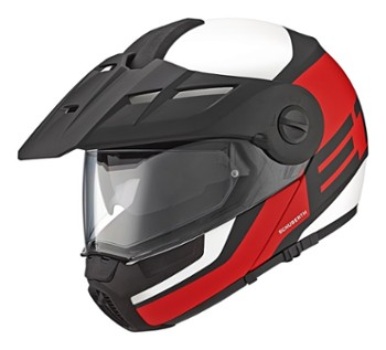 Kask Schuberth E1 Guardian Red