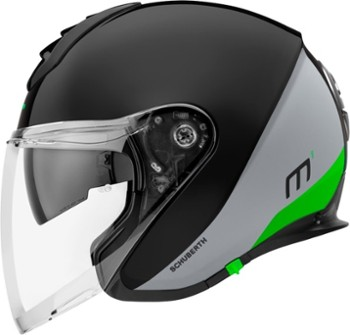 Kask Schuberth M1 XXL Gravity Green