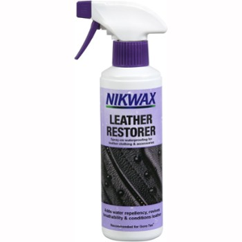 Nikwax Leather Restorer Spray-On 300 ml