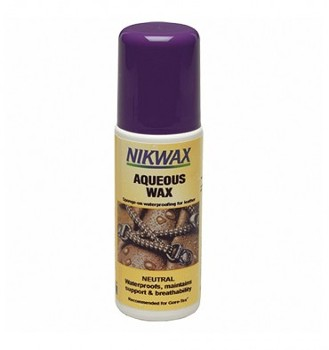 Nikwax Aqueous Wax 125 ml