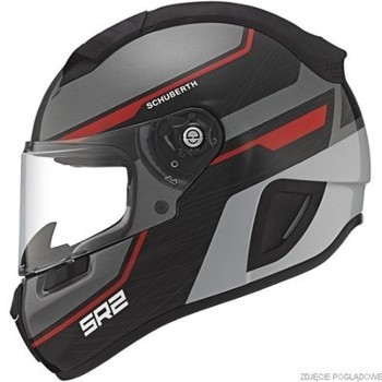 Kask Schuberth SR2 XXL lightning red
