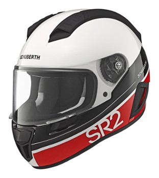 Kask Schuberth SR2 L formula red