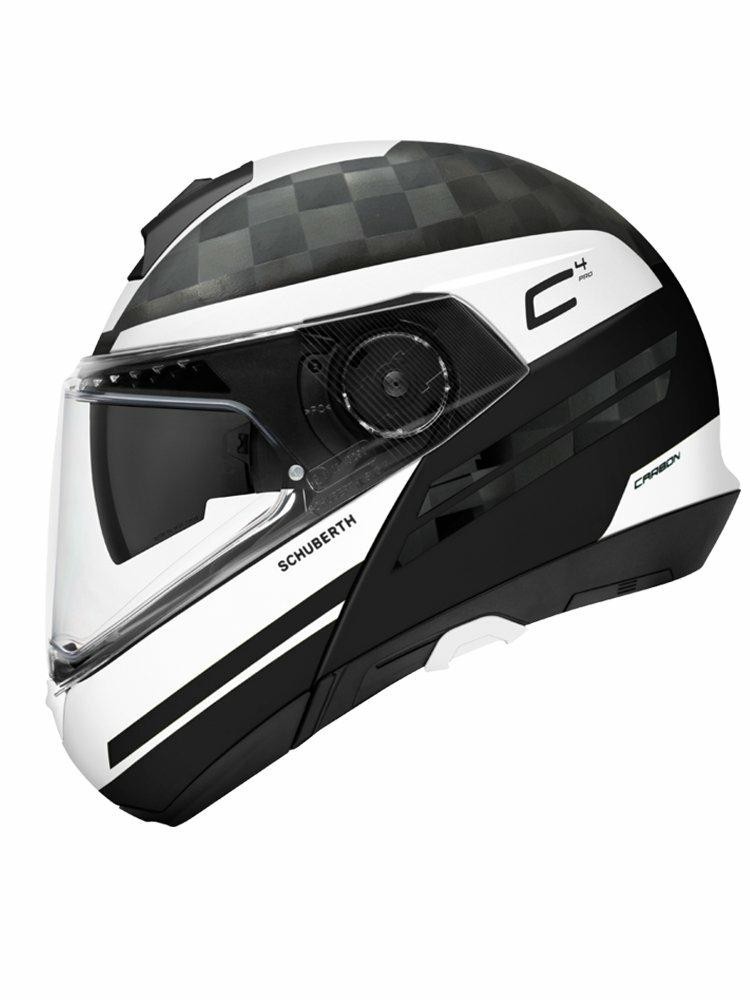 Kask Schuberth C4 Pro L Tempest White