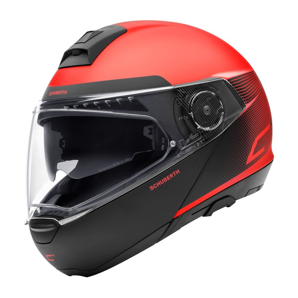 Kask Schuberth C4 M Resonance Red