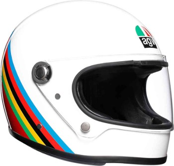 Kask AGV X3000 Legends XS Gloria
