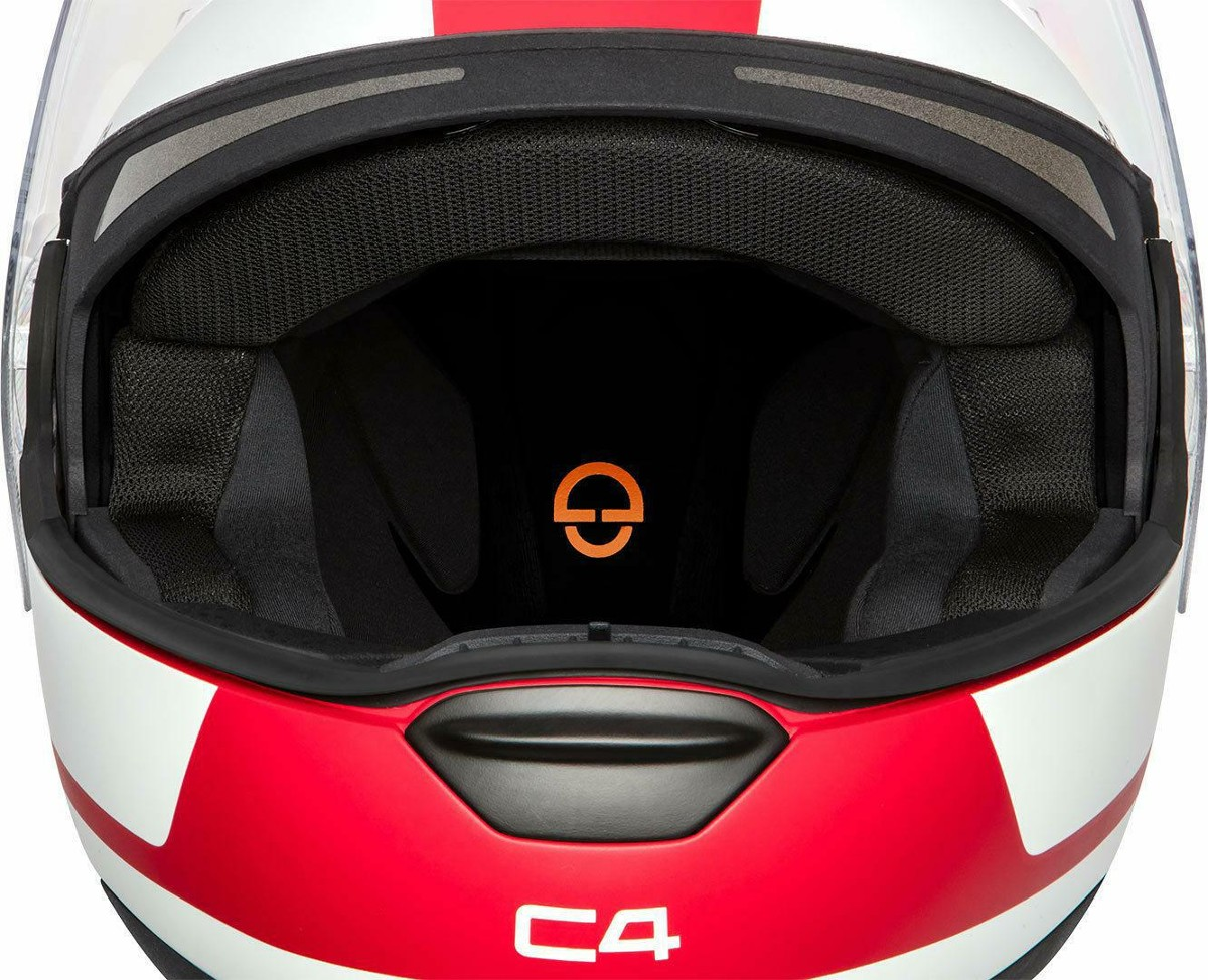 Kask Schuberth C4 Pro L Legacy Red