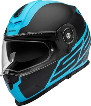 Kask Schuberth SR2 XXL Traction Blue