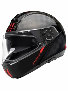 Kask Schuberth C4 Pro M Fusion Red