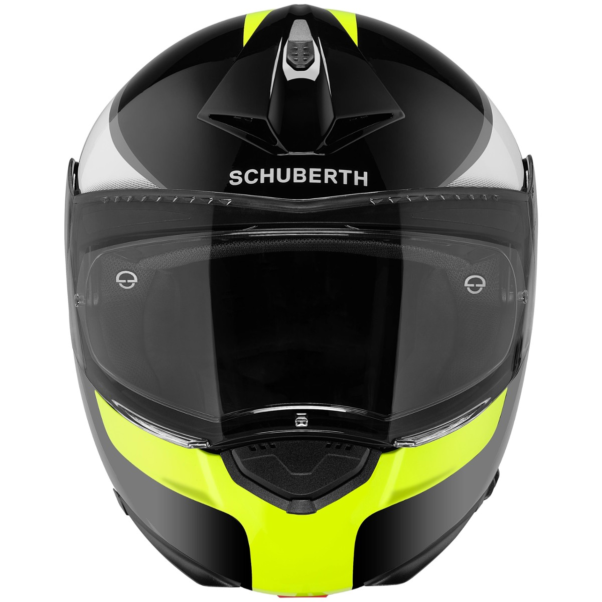 Kask Schuberth C3 Pro S Sestante Yellow