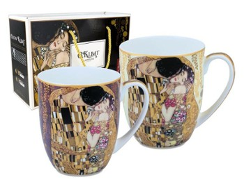 Kubki 450ml K.Klimt The Kiss 532-7404