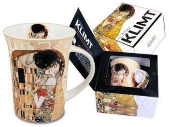 Klimt The Kiss Kubek 350ml 532-8111
