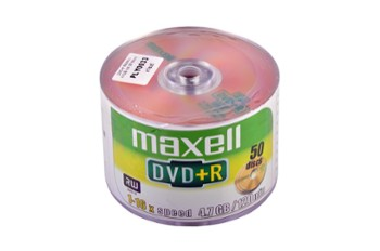 DVD+R MAXELL 4,7GB 16X SP.50szt