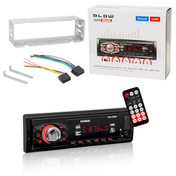 Radio BLOW AVH-8626 MP3/USB/SD/MMC/BT