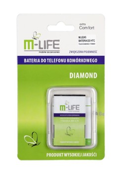 BATERIA M-LIFE DO HTC TOUCH DIAMOND 2