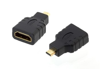 Adapter HDMI gn -  micro HDMI wt