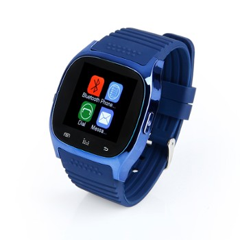 Smart watch M26 NIEBIESKI