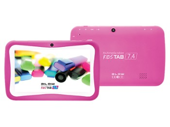 Tablet KidsTAB7.4HD2 BLOW PINK