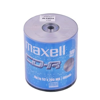 CD-R MAXELL 700MB