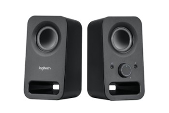 Logitech Z150 Speakers czarne
