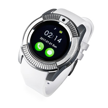 Smart watch Frontier srebrny
