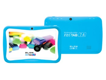 Tablet KidsTAB7.4HD2 BLOW BLUE