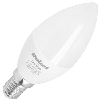 Lampa LED Rebel, świeca 3W