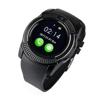 Smart watch Frontier czarny